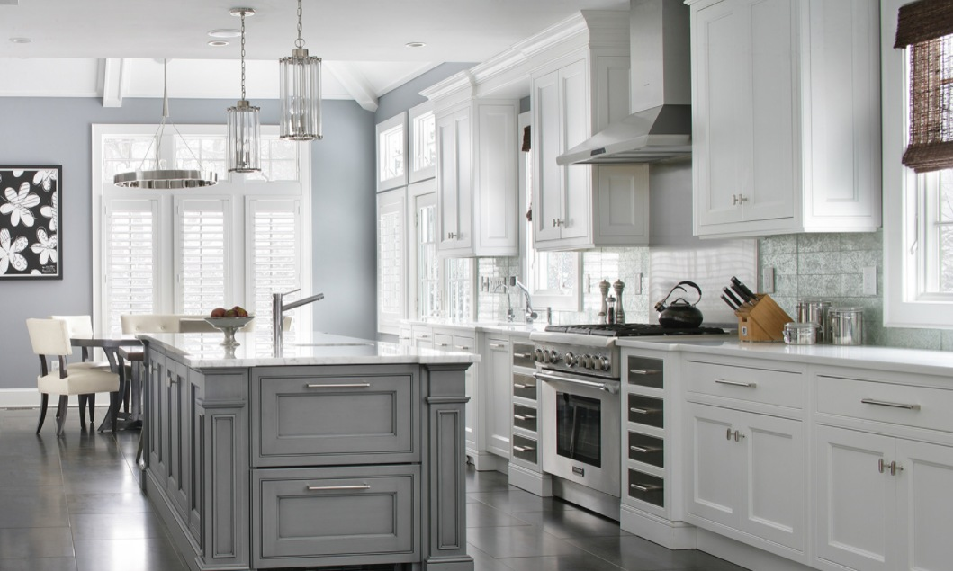 Grey-kitchen-with-middle-island