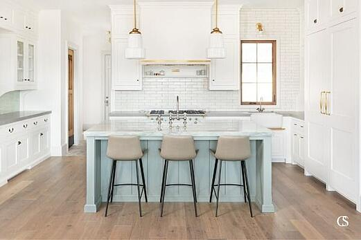 White paint for kitchen cabinets
