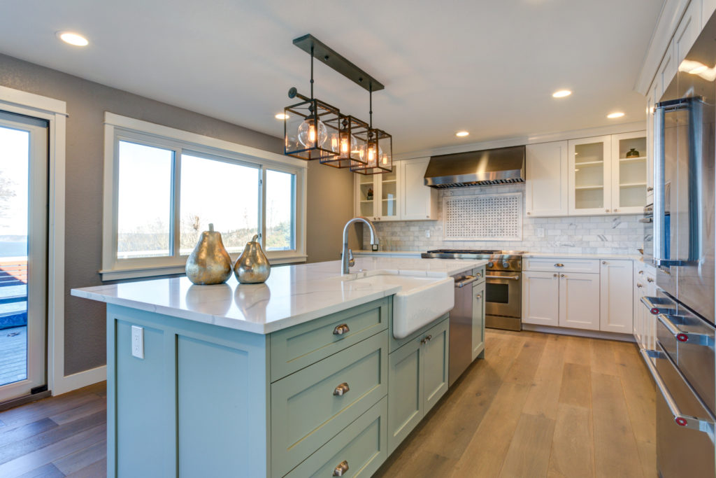 2021 Kitchen Island Trends