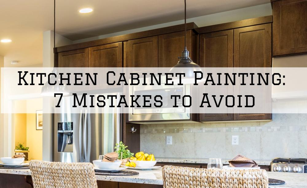 Kitchen Cabinet Painting Omaha, NE: 7 Mistakes to Avoid