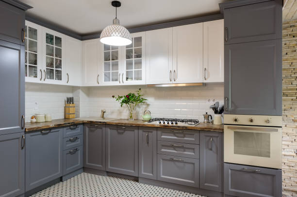 Wall Colors That Go Best with Gray Cabinets in Omaha, NE